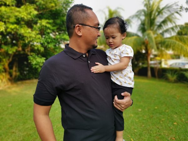 review cotton polo shirt by boxy.my